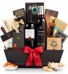 The 5th Ave Wine Basket