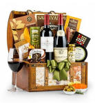 Around The World Wine Basket