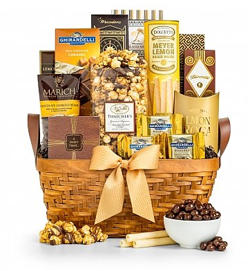 Chocolate Gift Baskets Mothers Day Christmas Valentines Birthday