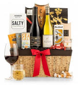 Pacific Northwest Wine Tasting Basket 169.95