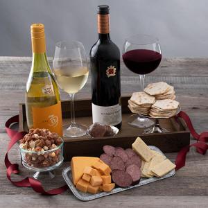 Wine Gourmet Gift Crate 9999