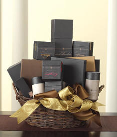 High End Luxury Gourmet Chocolate Gift Basket $404.99