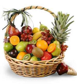 All Fruit Basket $54.99 Same Day Delivery Available Today