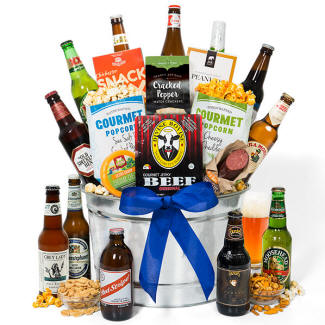 Beer Gift Baskets Home Delivery