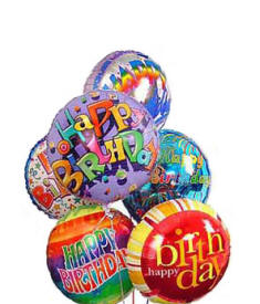 Birthday Balloons Delivery Today Available