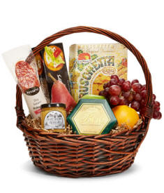 Fruit & Gourmet Gift Basket Delivery Today